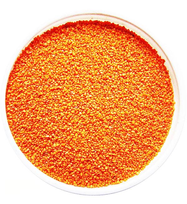 Персиковый песок