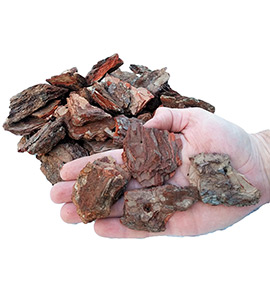 Кора сосны фр. 2-5 см