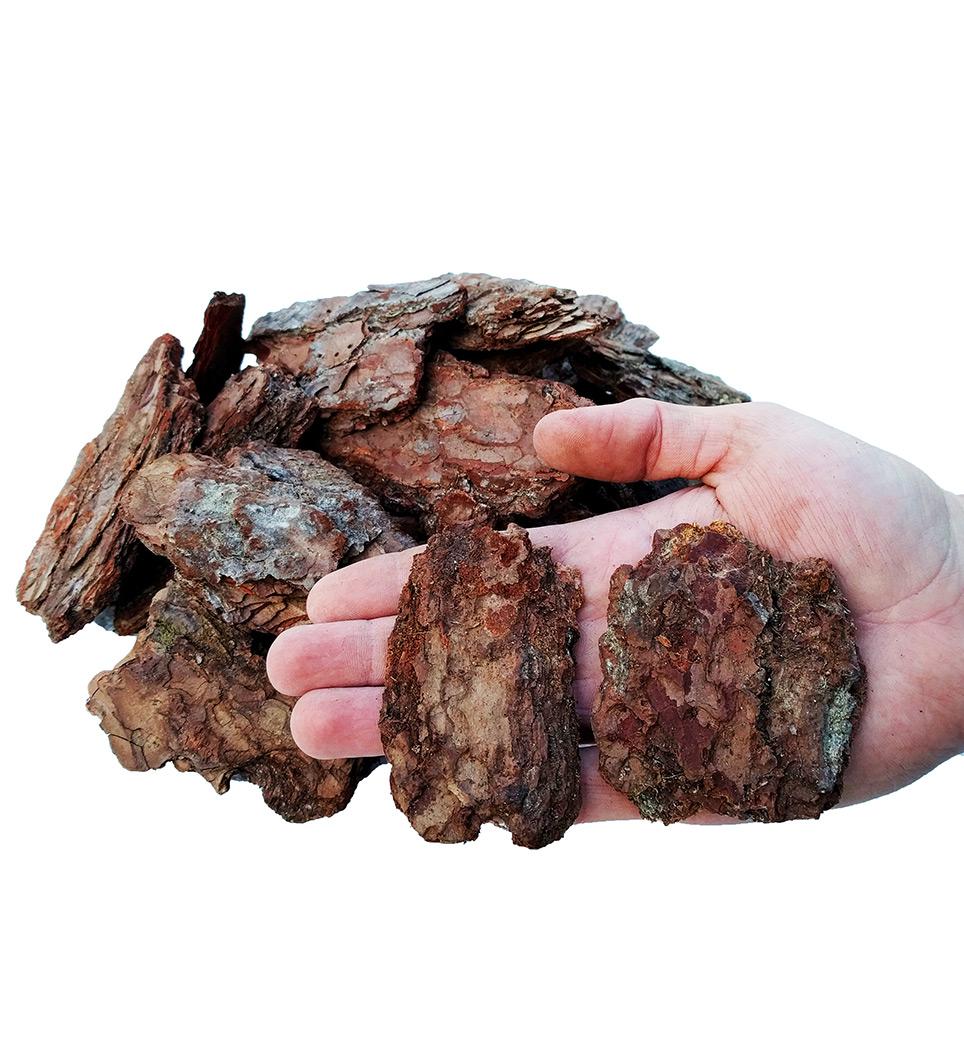 Кора сосны фр. 4-10 см