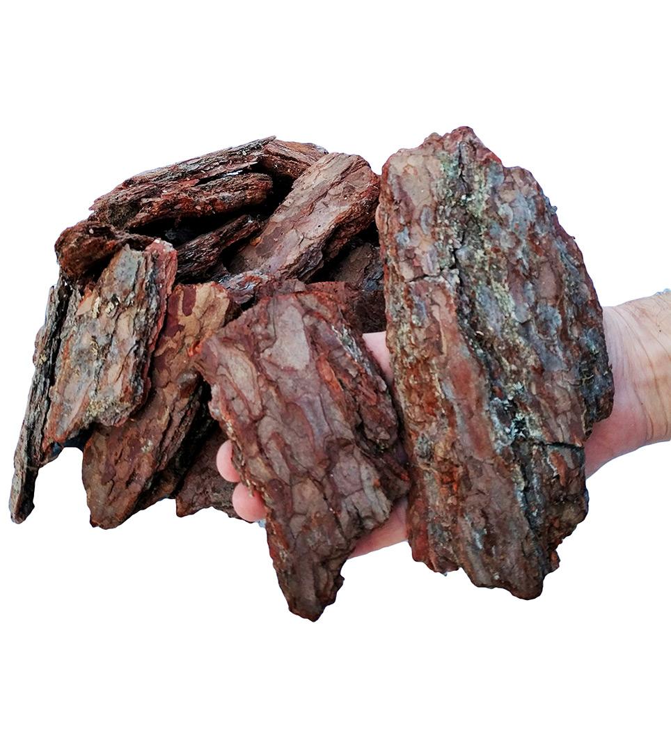 Кора сосны фр. 9-19 см
