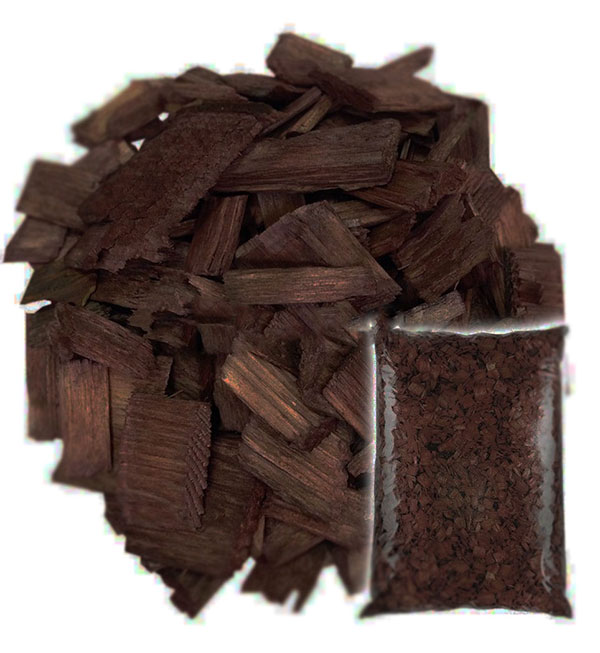 Щепа шоколадная
