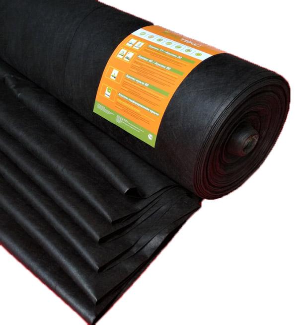 Агротекс 60 г/м2 чёрный